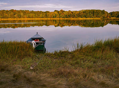 Photograph - Salt Pond Solitude 3 by Marianne Campolongo