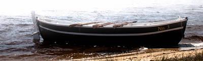 Photograph - Salt Raid Boat Civil War by Debra Forand