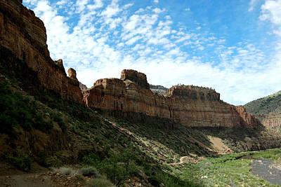 Hot Boulders Photograph - Salt River Canyon Arizona by Jeff Swan