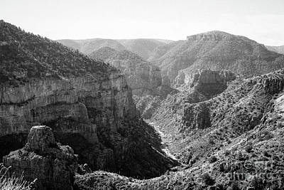 Photograph - Salt River Canyon by Jon Burch Photography