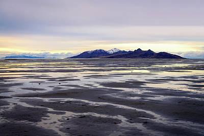 Photograph - Salt Waves by Michael Scott