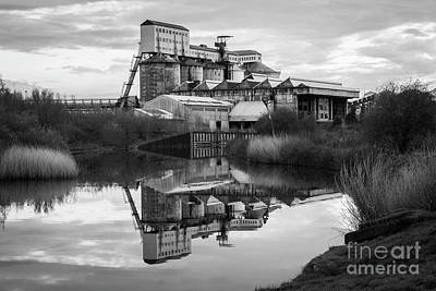 Photograph - Salt Works I by James Lavott