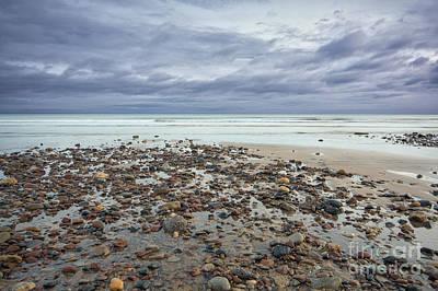 North Sea Wall Art - Photograph - Saltburn Beach by Smart Aviation
