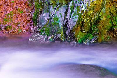 Azores Photograph - Salto Do Prego Stream by Jean-luc Bohin