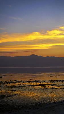 Photograph - Salton Sea by Skip Hunt