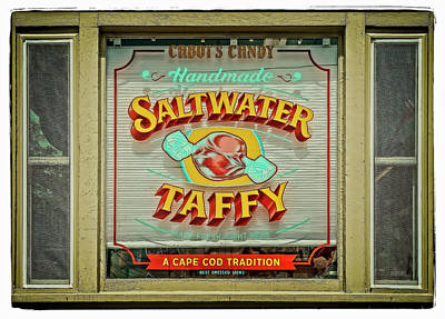 Photograph - Saltwater Taffy by Jerry Golab