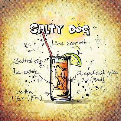 Salty Dog  Print by Movie Poster Prints