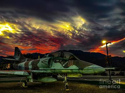 Photograph - Salute The Skies by Chris Tarpening