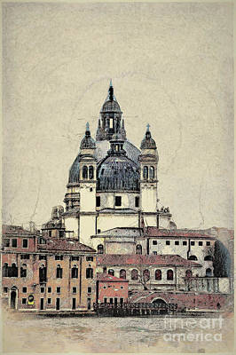 Photograph - Salute Venezia by Jack Torcello
