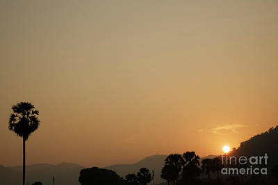 Photograph - Saluting The Sun by Kiran Joshi