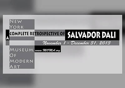 Salvador Dali, Nymoma, I Original