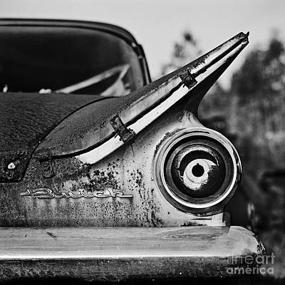 Photograph - Salvage 1 by Patrick M Lynch