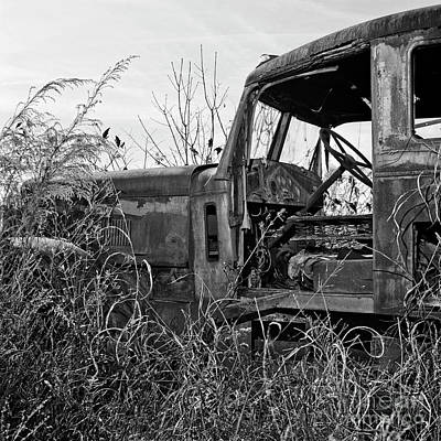 Photograph - Salvage 10 by Patrick M Lynch