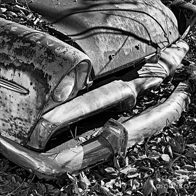 Photograph - Salvage 13 by Patrick M Lynch
