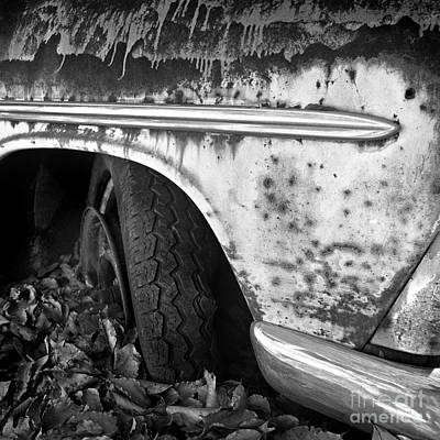 Photograph - Salvage 14 by Patrick M Lynch