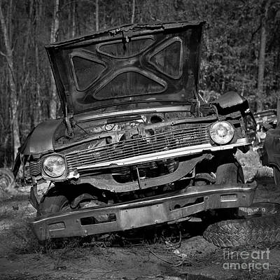 Photograph - Salvage 23 by Patrick M Lynch
