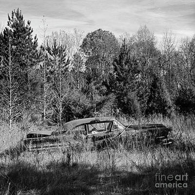 Photograph - Salvage 3 by Patrick M Lynch
