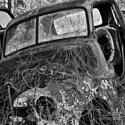 Photograph - Salvage 37 by Patrick M Lynch