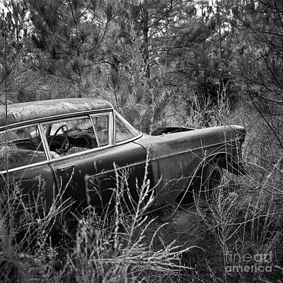 Photograph - Salvage 4 by Patrick M Lynch