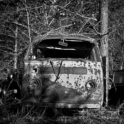 Photograph - Salvage 42 by Patrick M Lynch