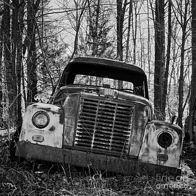 Photograph - Salvage 43 by Patrick M Lynch