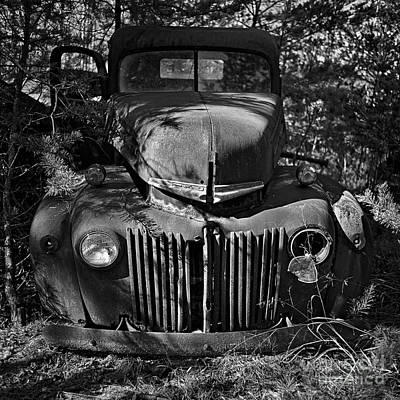 Photograph - Salvage 44 by Patrick M Lynch