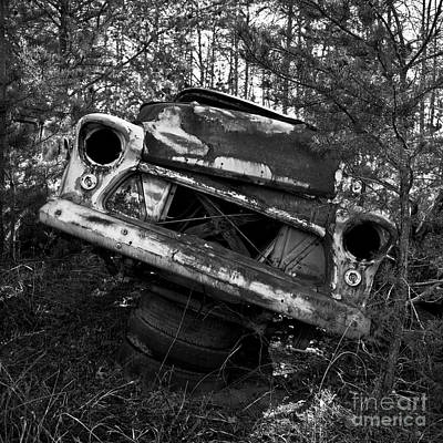 Photograph - Salvage 45 by Patrick M Lynch