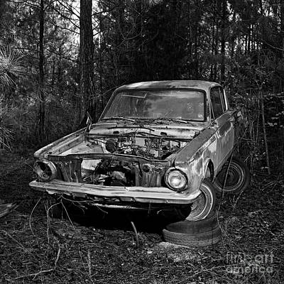 Photograph - Salvage 6 by Patrick M Lynch