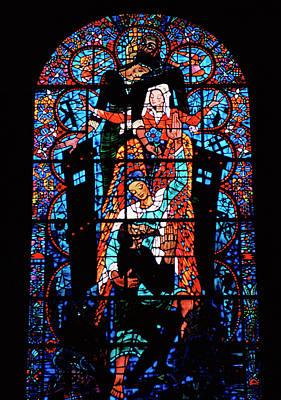 Photograph - Salvation Window by Shaun Higson