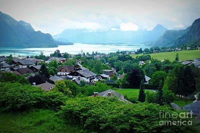 Photograph - Salzburg Lake District by Carol Groenen