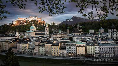 Photograph - Salzburg by Maurizio Bacciarini