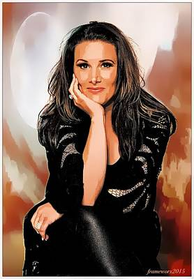 Sam Bailey Art Print
