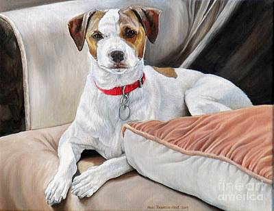 Painting - Sam by Heidi Parmelee-Pratt