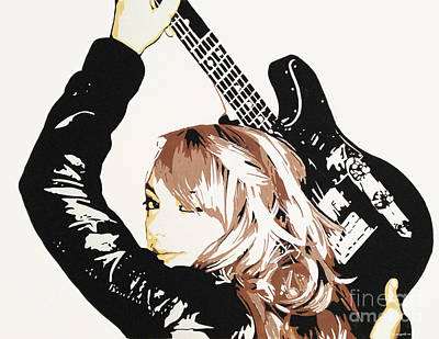 Samantha Fish Art Print