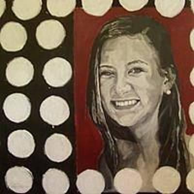 Painting - Samantha  by Sarah LaRose Kane