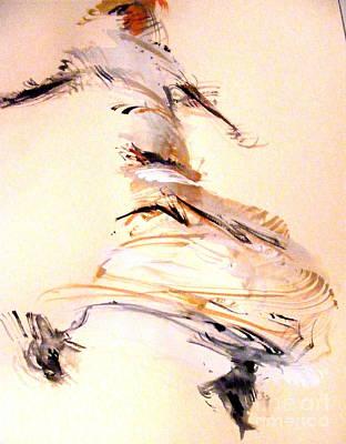 Painting - Samba by Nancy Kane Chapman
