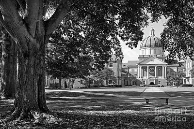 Photograph - Samford University Landscape by University Icons
