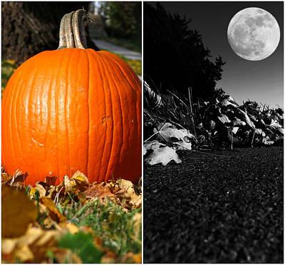 Photograph - Samhain Season by Kyle West