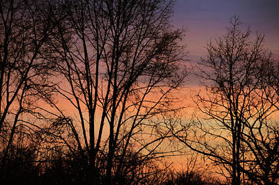 Photograph - Samhain Sunset by JAMART Photography
