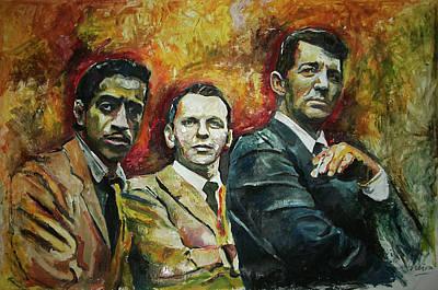 Sammy, Frank And Dean Original