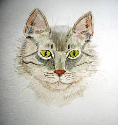 Painting - Sammy by Vera  Smith