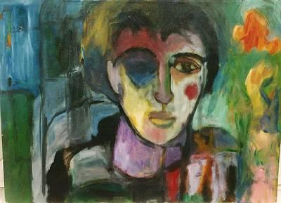 Painting - Sams Album by Mykul Anjelo