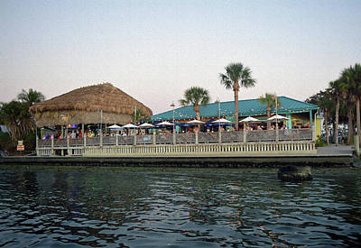Photograph - Sam's On The Gulf by Aimee L Maher ALM GALLERY