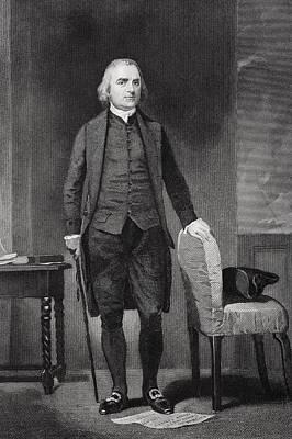 Samuel Adams 1722-1803. American Art Print
