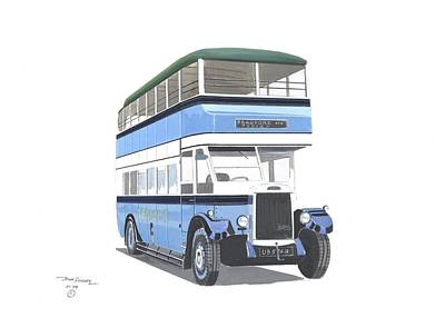 Samuel Ledgard  Leyland Art Print by John Kinsley