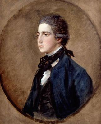 Samuel Linley Art Print by Thomas Gainsborough
