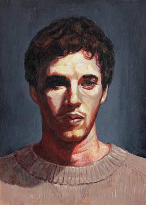 Painting - Samuel by Masha Batkova