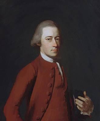 Painting - Samuel Verplanck 1771 by Copley John Singleton