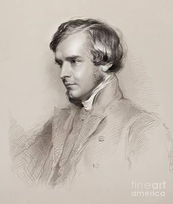 Samuel Wilberforce, Lord Bishop Art Print