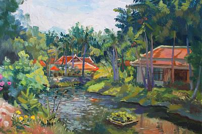 Painting - Samui Life by Alina MalyKhina